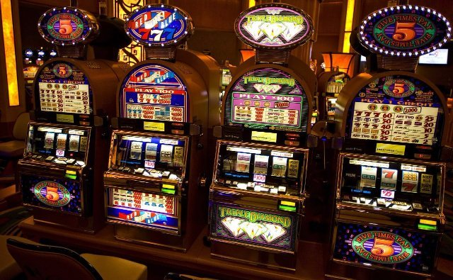 Игровые автоматы от Вулкан казино