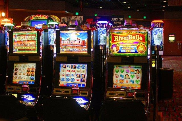 Испытайте свою удачу вместе с игровыми автоматами!