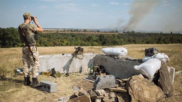 Штаб АТО насчитал девять обстрелов со стороны боевиков