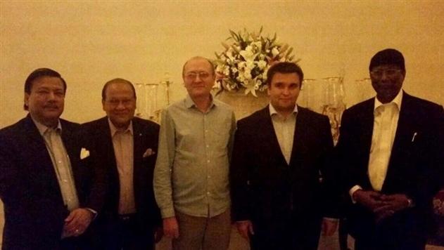 Украина и Индия договорились о совместном кинопроизводстве