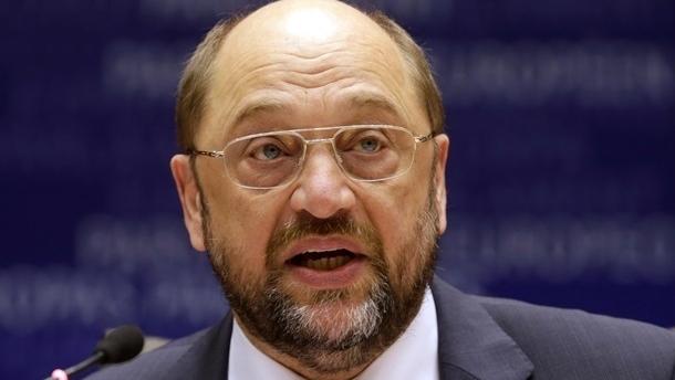 Шульц снова будет выдвигаться на пост главы СДПГ