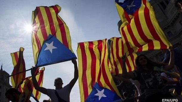 СМИ назвали дату провозглашения независимости Каталонии
