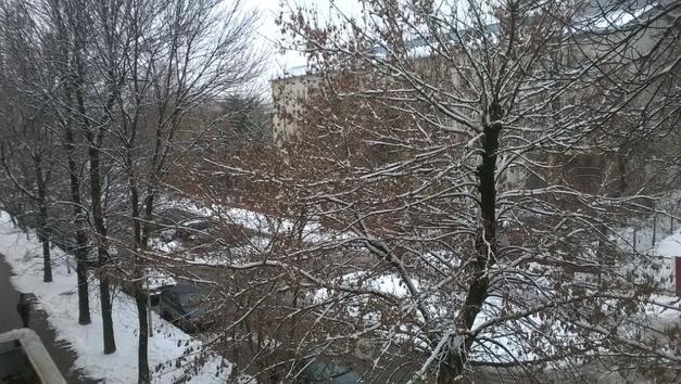 Сильный мокрый снег ожидается в северных и центральных районах страны