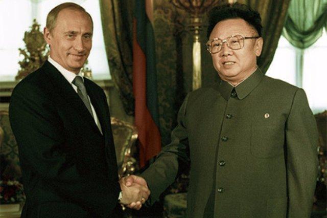 Путин вспомнил беседу с Ким Чен Иром об атомной бомбе КНДР