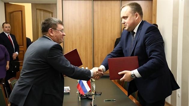 Беларусь будет развивать сотрудничество с Курганской областью России