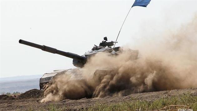 ОБСЕ: Донецк проводит учения в запрещенных местах