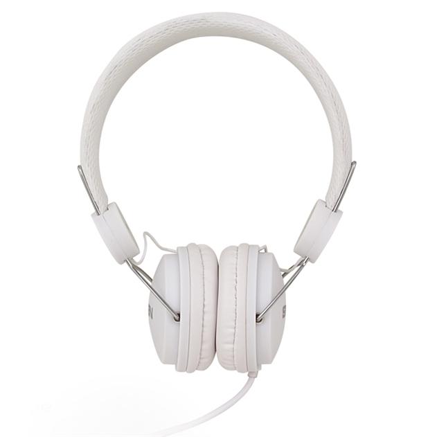 SVEN AP-321M – стильные белые стереонаушники