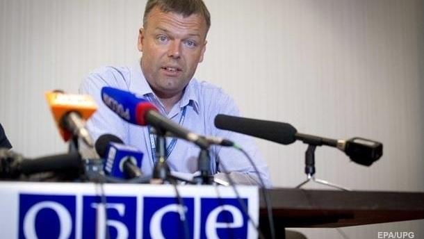 ОБСЕ: На Донбассе более 300 тысяч раз нарушали тишину