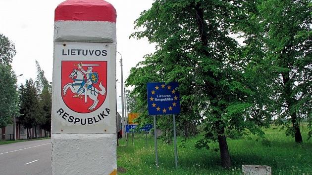 На границе с Литвой 1 и 2 ноября будут работать упрощенные пункты пропуска