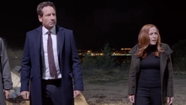 Вышел трейлер нового сезона сериала «Секретные материалы»