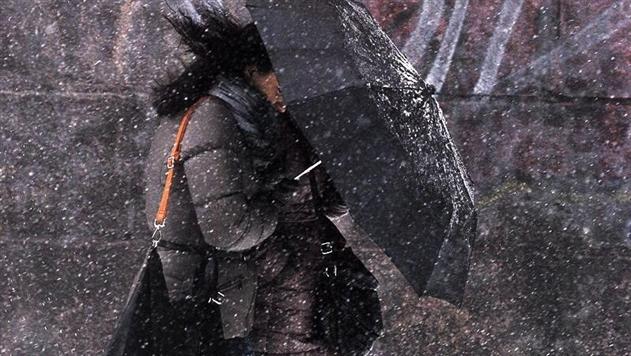 Завтра будет дождливо, местами с мокрым снегом