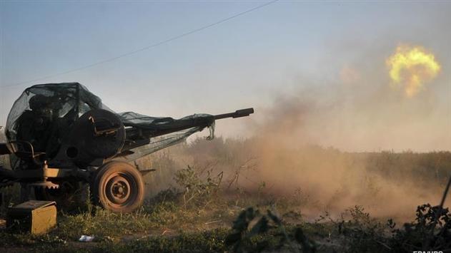 Сводка АТО: боевики 24 раза нарушили перемирие