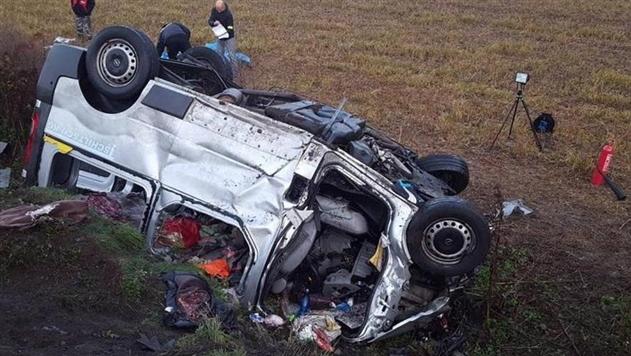 ДТП в Словакии: семь жертв, двое раненых