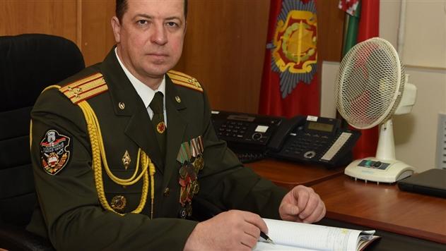 Лукашенко уволил начальника 72-го объединенного учебного центра в Печах