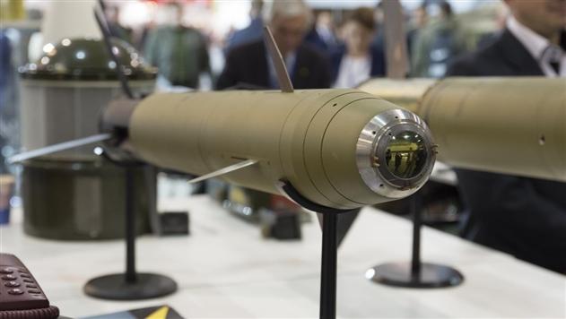 В Украине создали «умный» снаряд Карасук