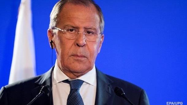 Лавров обвинил Киев в нападении на Донбасс