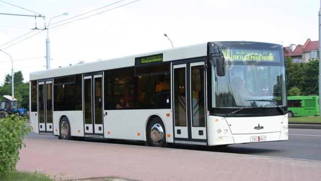 В минских автобусах появится бесплатный Wi-Fi