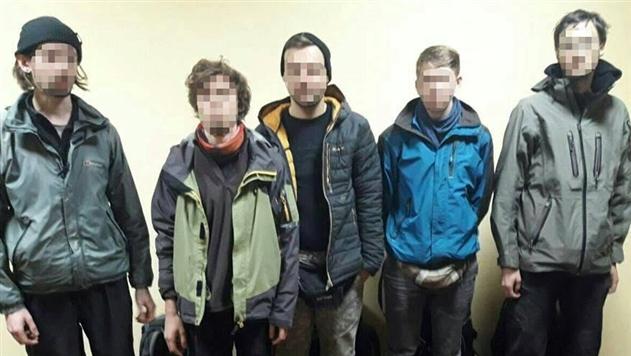 В Чернобыльской зоне задержали сталкеров из РФ