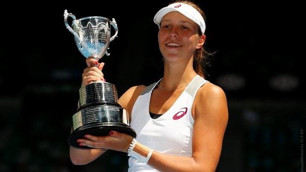 Вера Лапко вышла во второй круг турнира в Москве