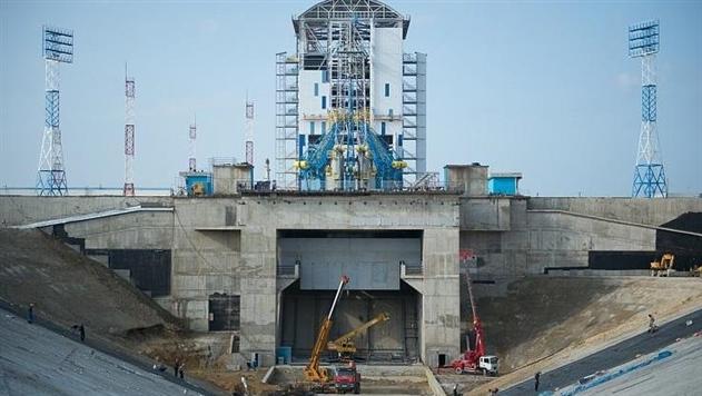 В России голодают строители космодрома Восточный