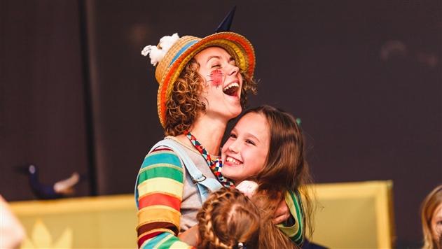 Театр «Кропка» приглашает детей на «Хэллоуин в стране Оз»