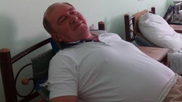 Замглавы Меджлиса Умеров попал в больницу