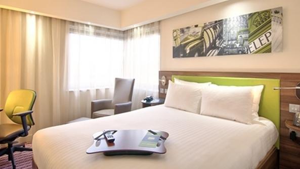 Пять гостиниц откроют в Минске ко II Европейским играм