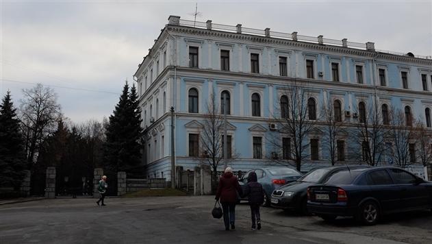 Появилось видео «захвата» воинской части под Одессой