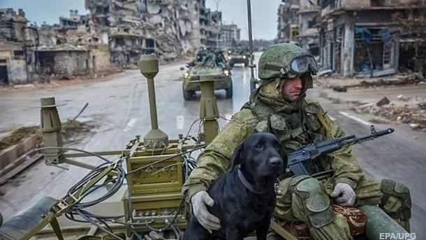 В России заявили о взятии сирийского города Меядин