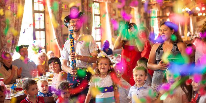 Детские праздники и их организация профессионалами