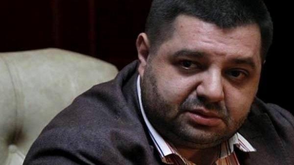 Из-под Кабмина угнали авто с документами на имя нардепа Грановского – СМИ