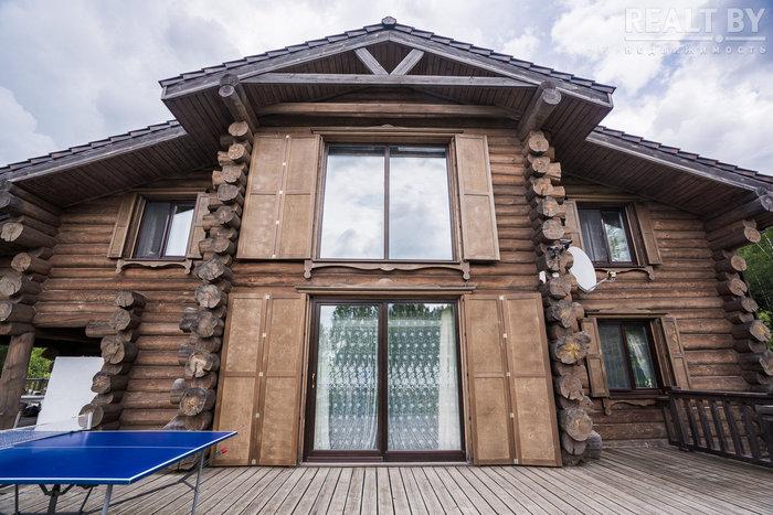 Как выглядят самые красивые коттеджи в Беларуси? Цены от  тыс. до