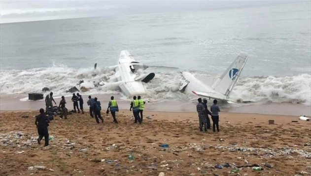 В Кот-д'Ивуаре разбился самолет: погибли граждане Молдовы