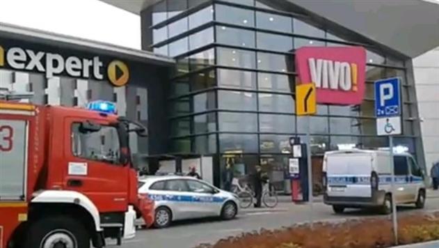 Поляк устроил резню в торговом центре: один человек погиб и восемь пострадали