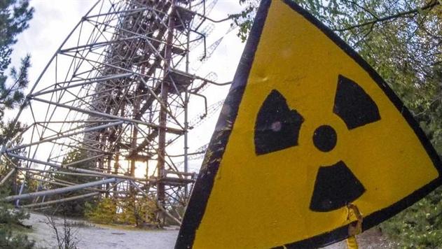 В Чернобыле открыли заповедник: фоторепортаж