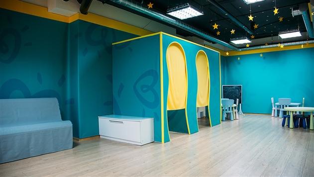 В Минске открылась первая детская комната Pampers