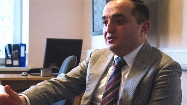 СМИ: В Борисполе задержали соратника Саакашвили