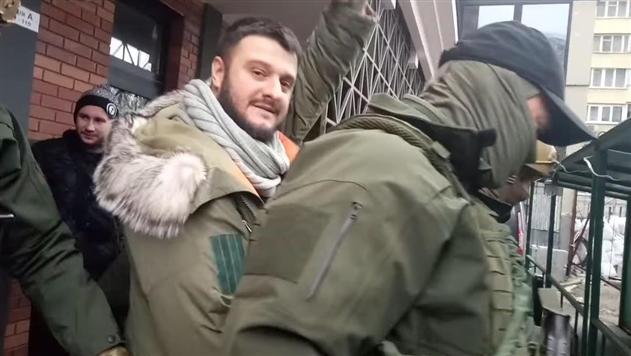 Сына Авакова задержали. Подробности