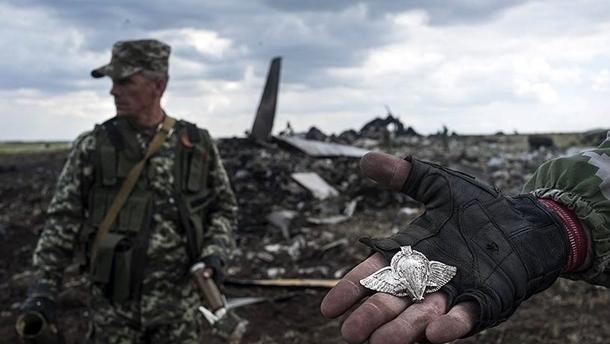 СБУ: Ил-76 в Луганске сбила ЧВК Вагнера