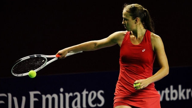 Вера Лапко также стала четвертьфиналисткой Кубка Кремля