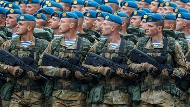 Украину с оружием готовы защищать 54% – опрос