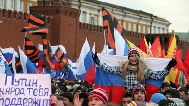 Опрос: Менее половины россиян выступают за поддержку ЛДНР