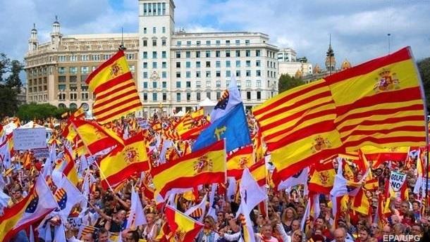Президент ЕП: В Европе не признают независимость Каталонии