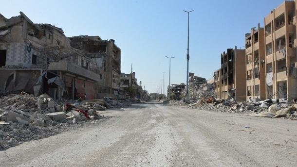 СМИ: Дамаск не считает Ракку освобожденной