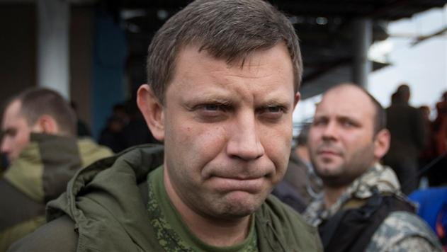 Захарченко рассказал, когда