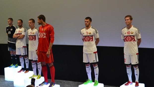 Сборная Беларуси вошла в пул D нового турнира УЕФА - Лиги наций