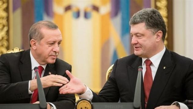 Освобождение лидеров Меджлиса: Порошенко поблагодарил Эрдогана