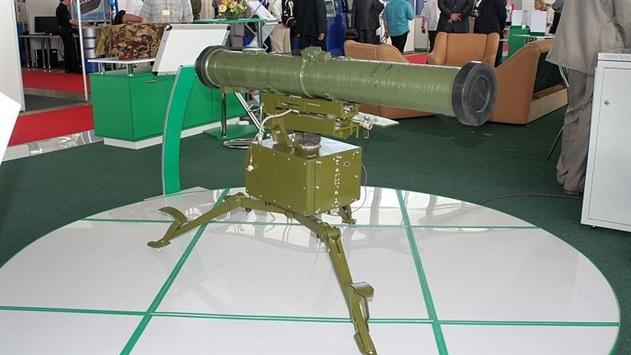 Турчинов: Испытания ПТРК Скиф прошли успешно