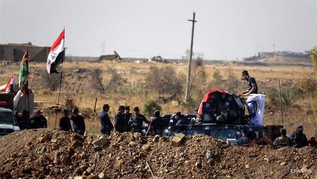 Курдистан заявил о наступлении Ирака
