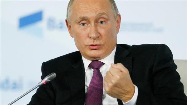 Путин пообещал ответить США на притеснение российских СМИ